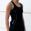 A200 Compression Racer Back Top
