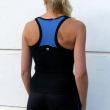 A200 Compression Racer Back Top (rear)