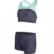 Speedo Hydrafit 2 Piece Boyleg Swimsuit