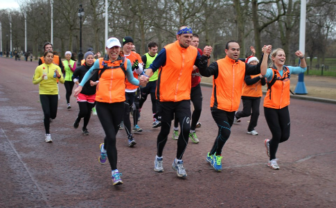 Sarah O'Neill's marathon effort: The 12in12