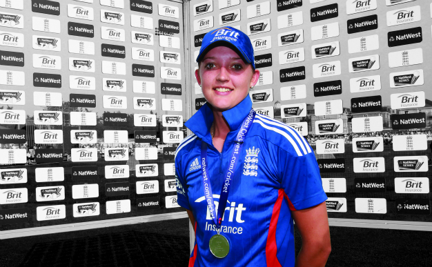 Catching up with cricket star Sarah Taylor