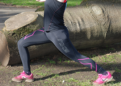 Tried And Tested 2xu Compression Tights Sportsister