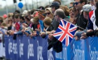 Triathlon: Double gold for Great Britain's age group triathletes