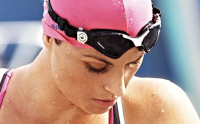 Talking 2012 with US swimming legend Amanda Beard