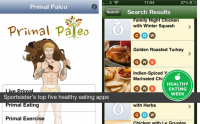 Healthy eating Apps