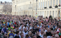 Event Review: Bath Half Marathon