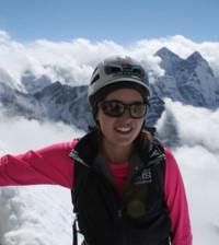 Climbing blog - Bonita Norris