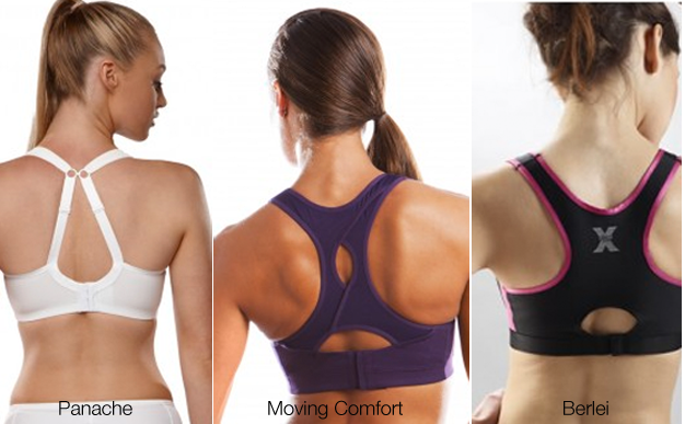 The definitive guide to choosing a sports bra