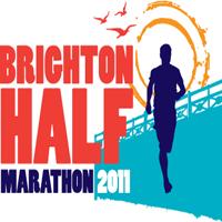 Brighton Half 2011 Logo