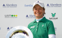 Catriona Matthew on defending her home title in Scotland