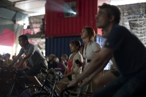 Magnificent Revolution: Films & Bicycles together at last