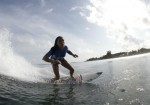 Surf the UK way with Corinne Evans