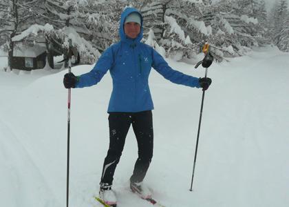 Cross-Country-Skiing