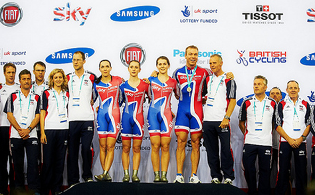 Cycling: GB claim gold and world record at UCI Track World Cup