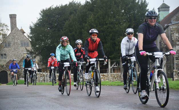 Cycletta- New Forest-route