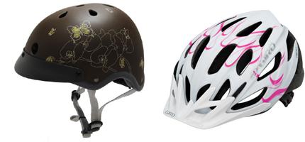 Cycling-helmets