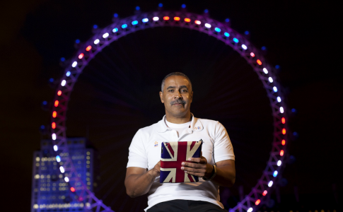 Daley Thompson London 2012 EDF