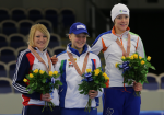 Speed skating: Two European titles for Elise Christie