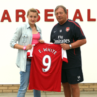 Ellen-White-Arsenal