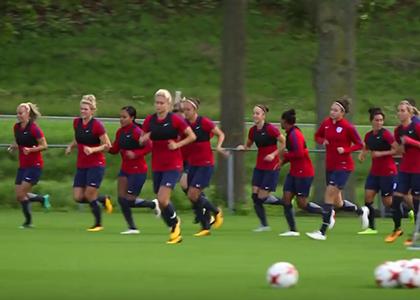 England-Training