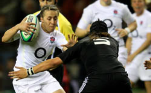 England Women v Black Ferns in Autumn International Series