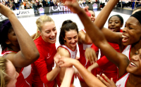 Netball: England defeat World Champions Australia