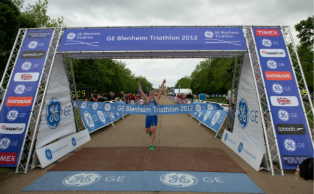 Event review: GE Blenheim Triathlon