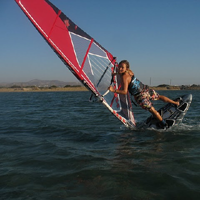 Getting-started-windsurfing
