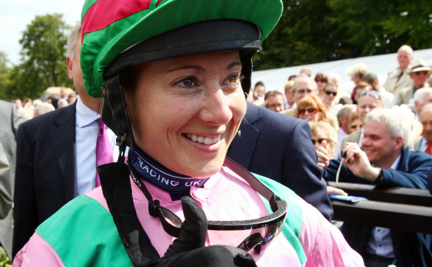 Hayley Turner: British racing's poster girl?