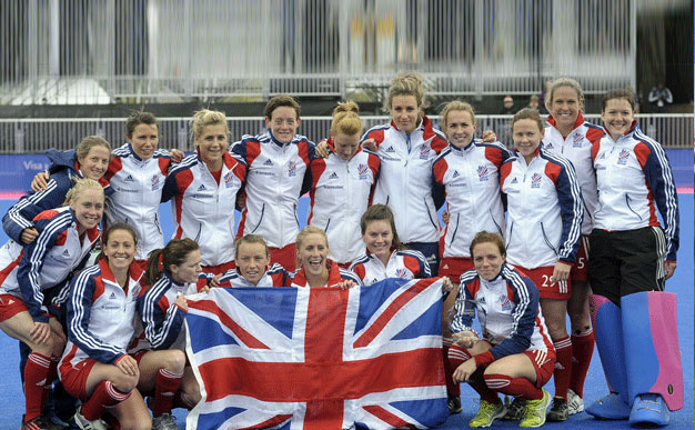 Hockey: Great Britain win Olympic Test Event