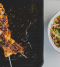 Honey,-soy-and-sesame-monkfish-kebabs-with-Pearl-barley-asian-veg-salad-square