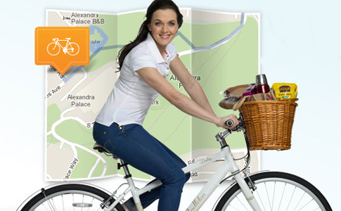 Hovis Cycle Maps