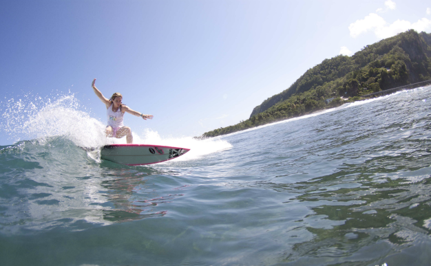 Travel: Where to surf in the sunshine, the pro way
