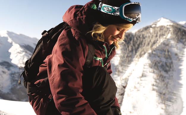 Snowboarding: Jenny Jones – my favourite things