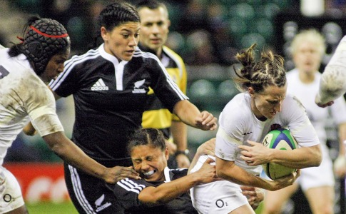England Women Autumn International Series: England v France