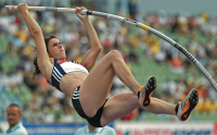 Athletics: Pole vaulter Kate Dennison announces her retirement