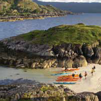 Kayaking-Scotland