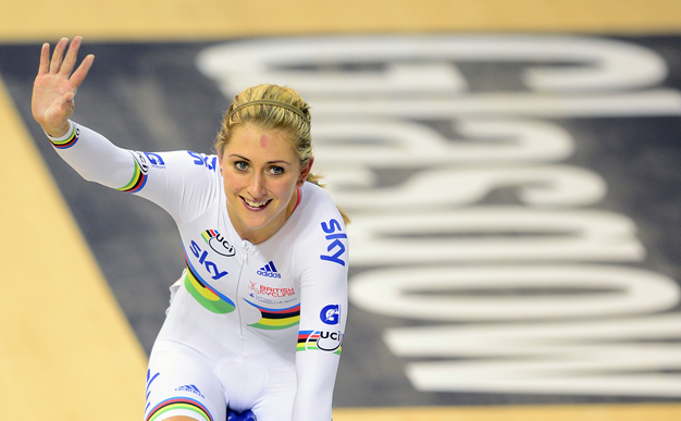 Cycling: Glasgow World Cup Day 3