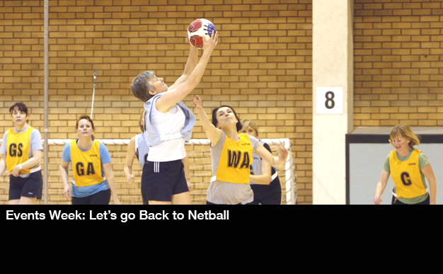 Lets go back to Netball
