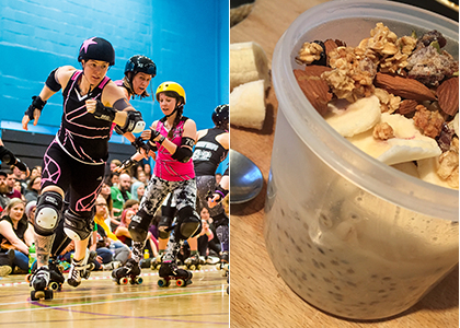 London-Roller-girls-breakfasts