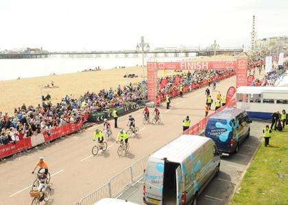 London-To-Brighton-finish