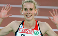 Look Sharp  Lynsey set for Birmingham