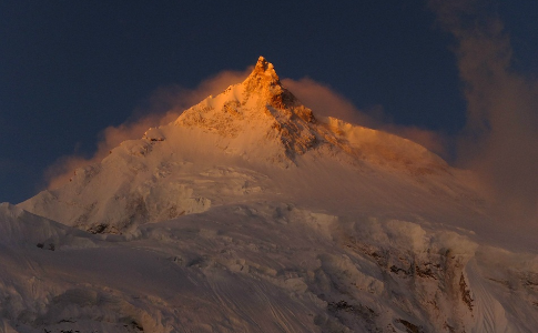 Mountain girl blog: Legends and loss - reaction to the Mount Manaslu avalanche in Nepal