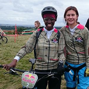 Maria-and-fellow-rider-Maya