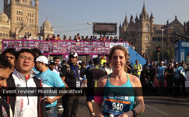 Event review: Mumbai marathon