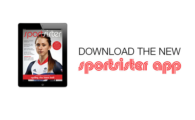 Download Sportsister on your iPhone, iPad or tablet