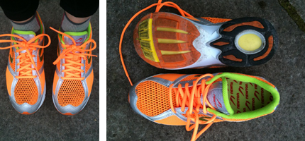 Newton Running shoes - genius? | Sportsister