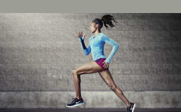 US Sprinter Allyson Felix talks nutrition