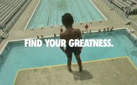 Watch the brand new Nike advert - Find Your Greatness