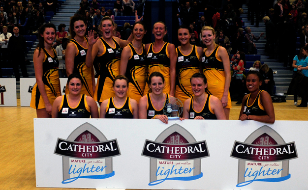 Netball: Northern Thunder are crowned the Fast Net netball champions